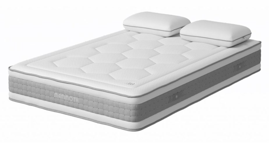 Shine Plus mattress mammoth