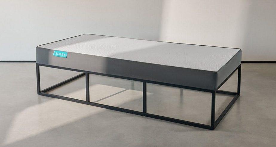 simba hybrid bunk bed mattress