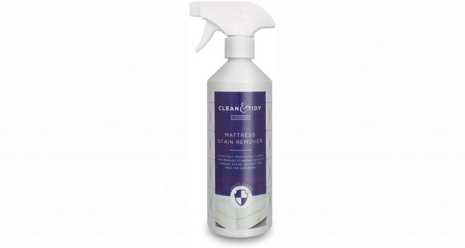 Clean & Tidy mattress cleaner spray