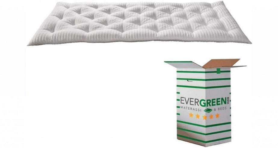 EVERGREENWEB latex mattress topper