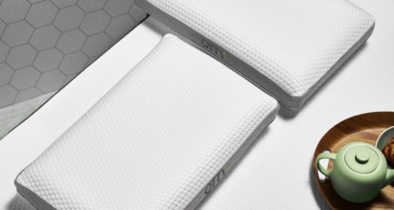 OTTY Deluxe Pure Bamboo Pillow