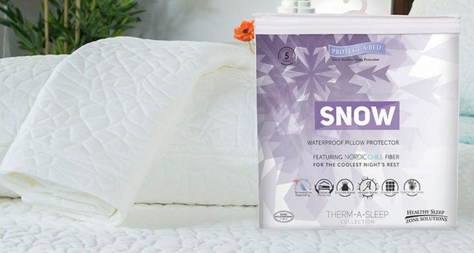 REM-Fit Cooling Pillow Protector