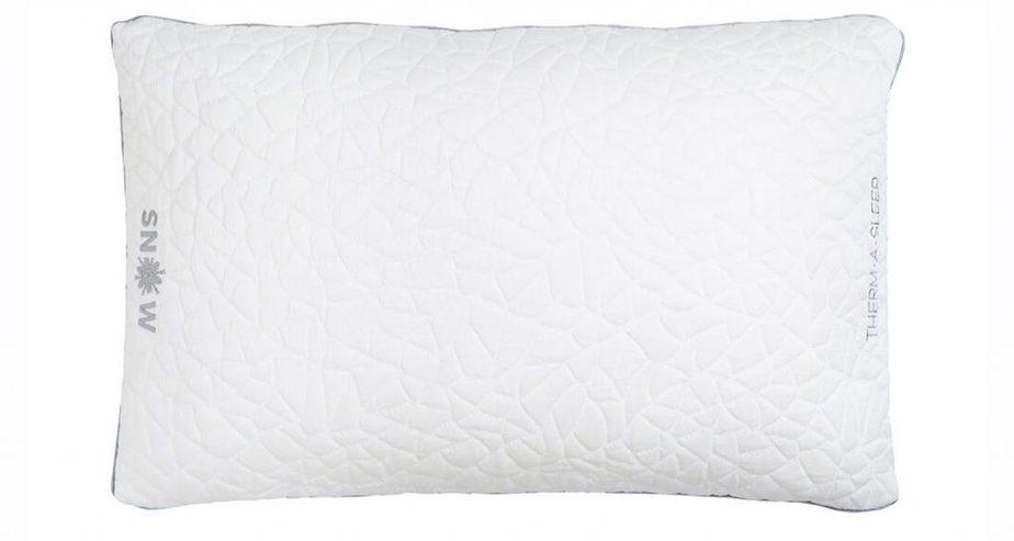 REM-Fit Snow Pillow