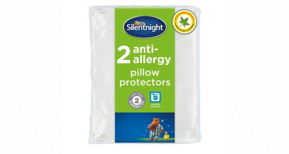 Silentnight Anti Allergy Pillow Protectors