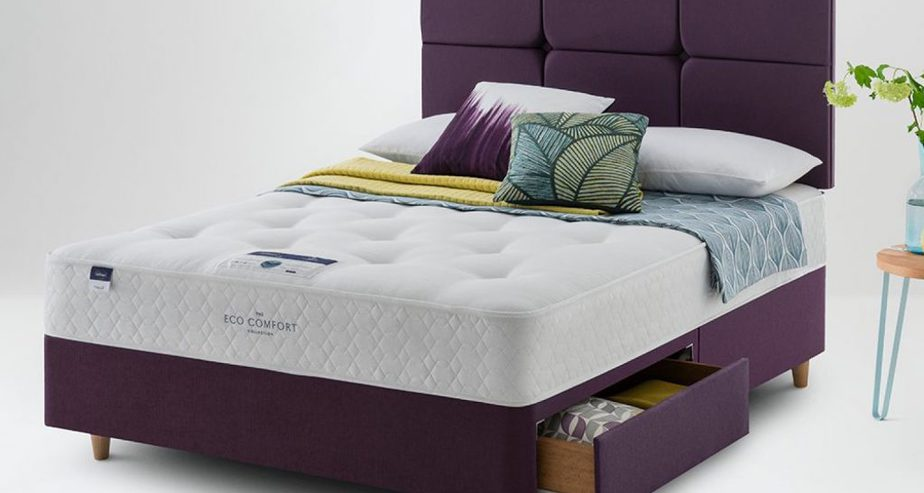 Silentnight Eco Comfort Miracoil Mattress for back sleepers