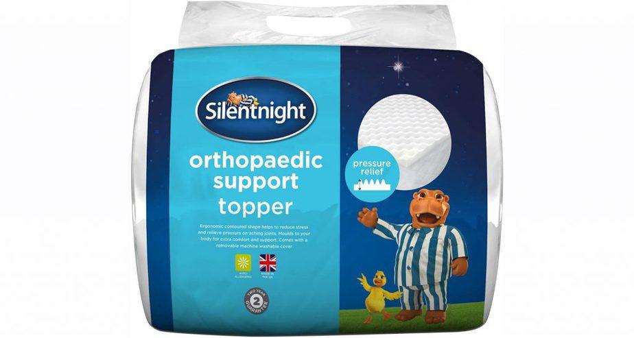 Silentnight Orthopaedic Topper