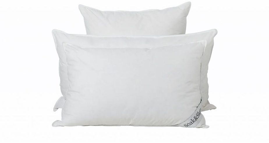 Soak & Sleep Duck Feather & Down Pillows
