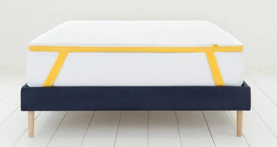 eve soft mattress topper