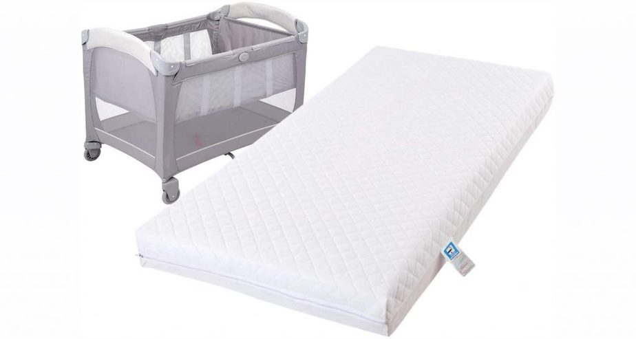 porter and lambert Gax New Baby Travel Cot Foam:Mattres