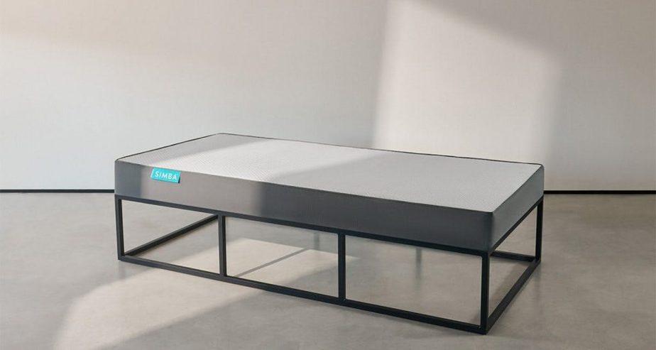 simba bunk bed mattress design