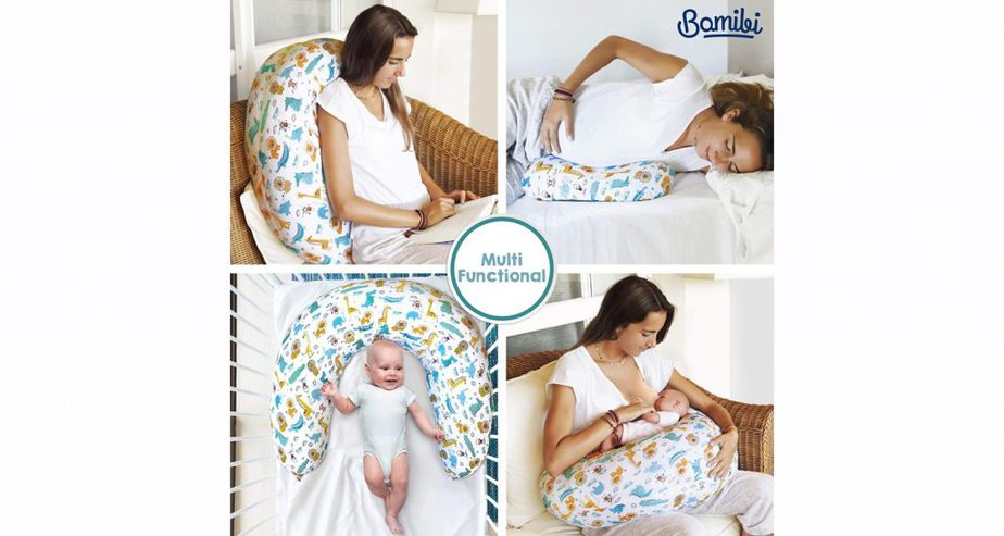 Bamibi Pregnancy Pillow
