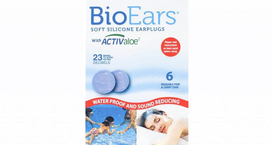 BioEars Soft Silicone Earplugs