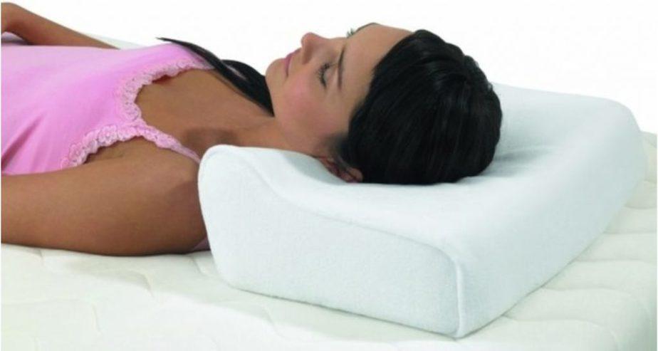 Harley Designer Orthopaedic Neck Support Pillow