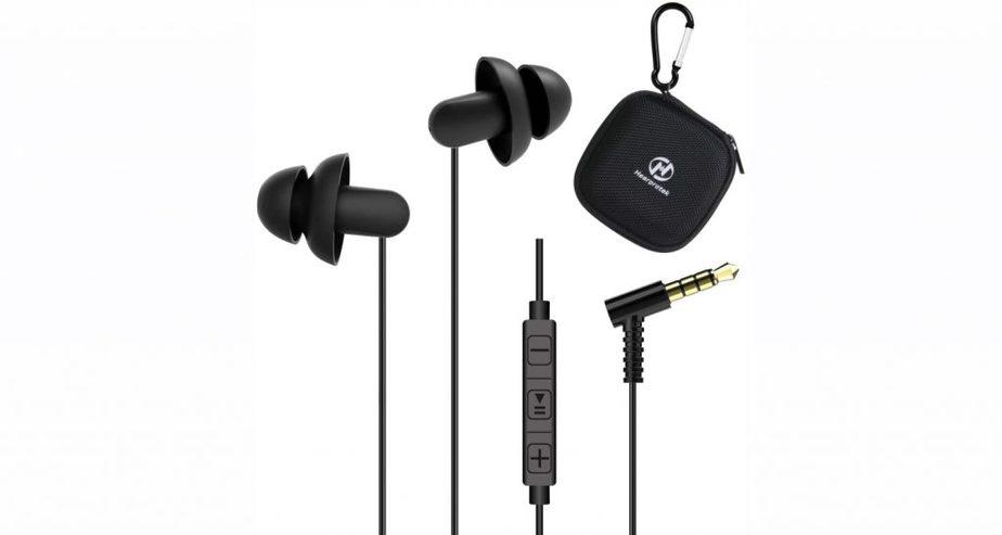 Hearprotek 2 Pairs Sleep earbuds