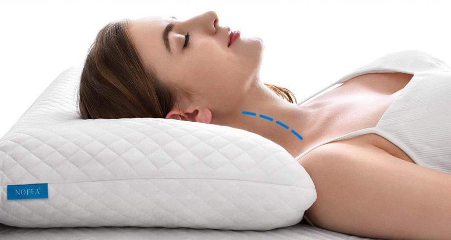 NOFFA Soft Orthopedic Pillow