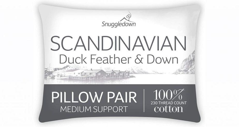 Snuggledown Duck Feather & Down