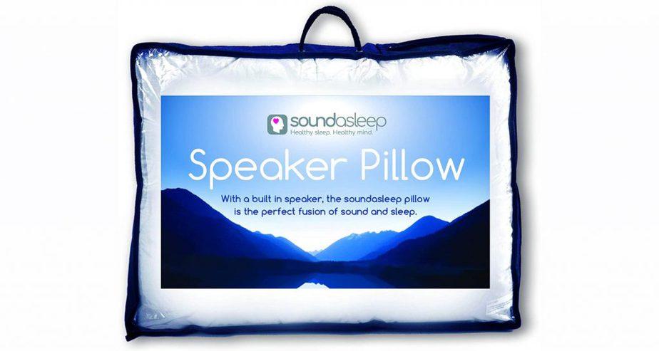 Soundasleep Pillow speaker