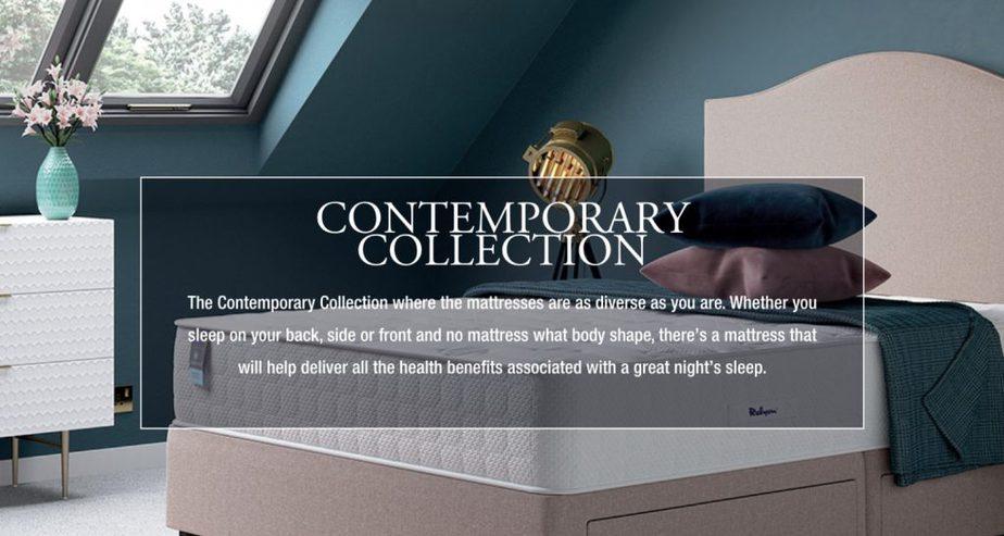contemporary relyon mattress