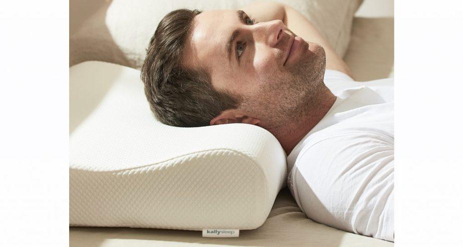kally sleep Memory Foam Contour Pillow