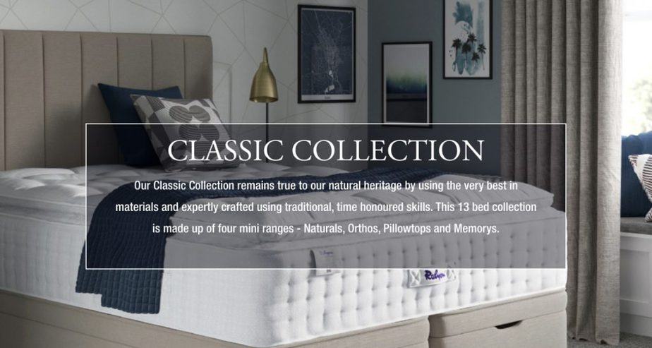 relyon classic mattress collection