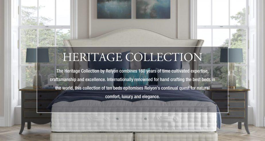 relyone heritage mattresses